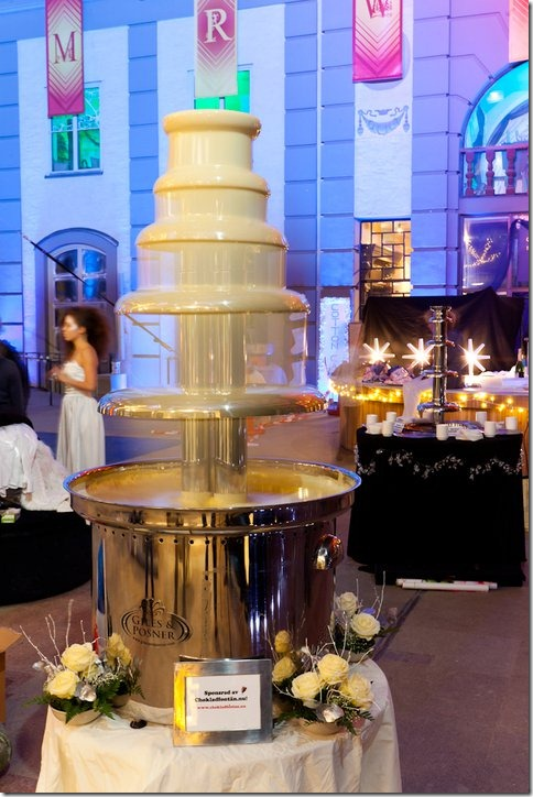 Cholate Fountain